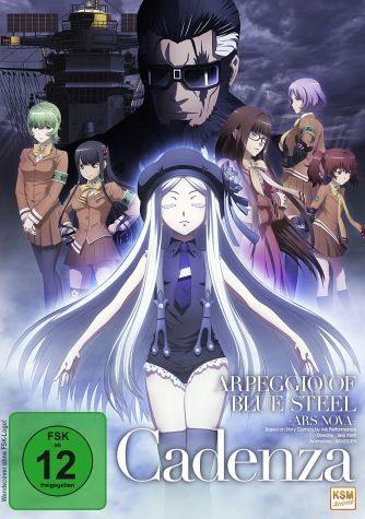 DVD »Arpeggio of Blue Steel: Ars Nova - Cadenza«