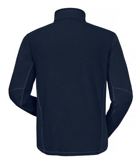 Schöffel Strickfleece-Pullover Fleece Halfzip Arezzo