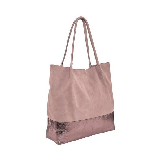 BUTLERS BOUTIQUE Echtleder Shopper