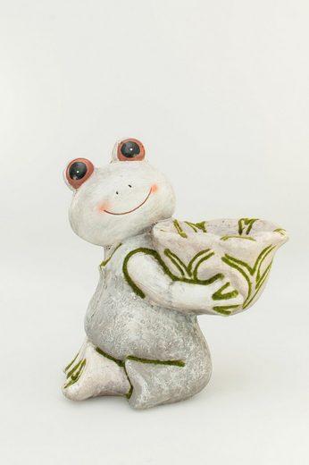 HTI-Line Blumentopf »Frosch«