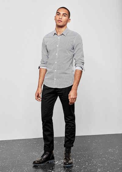 Q/S designed by Rick Slim: Garment-Dye Chino