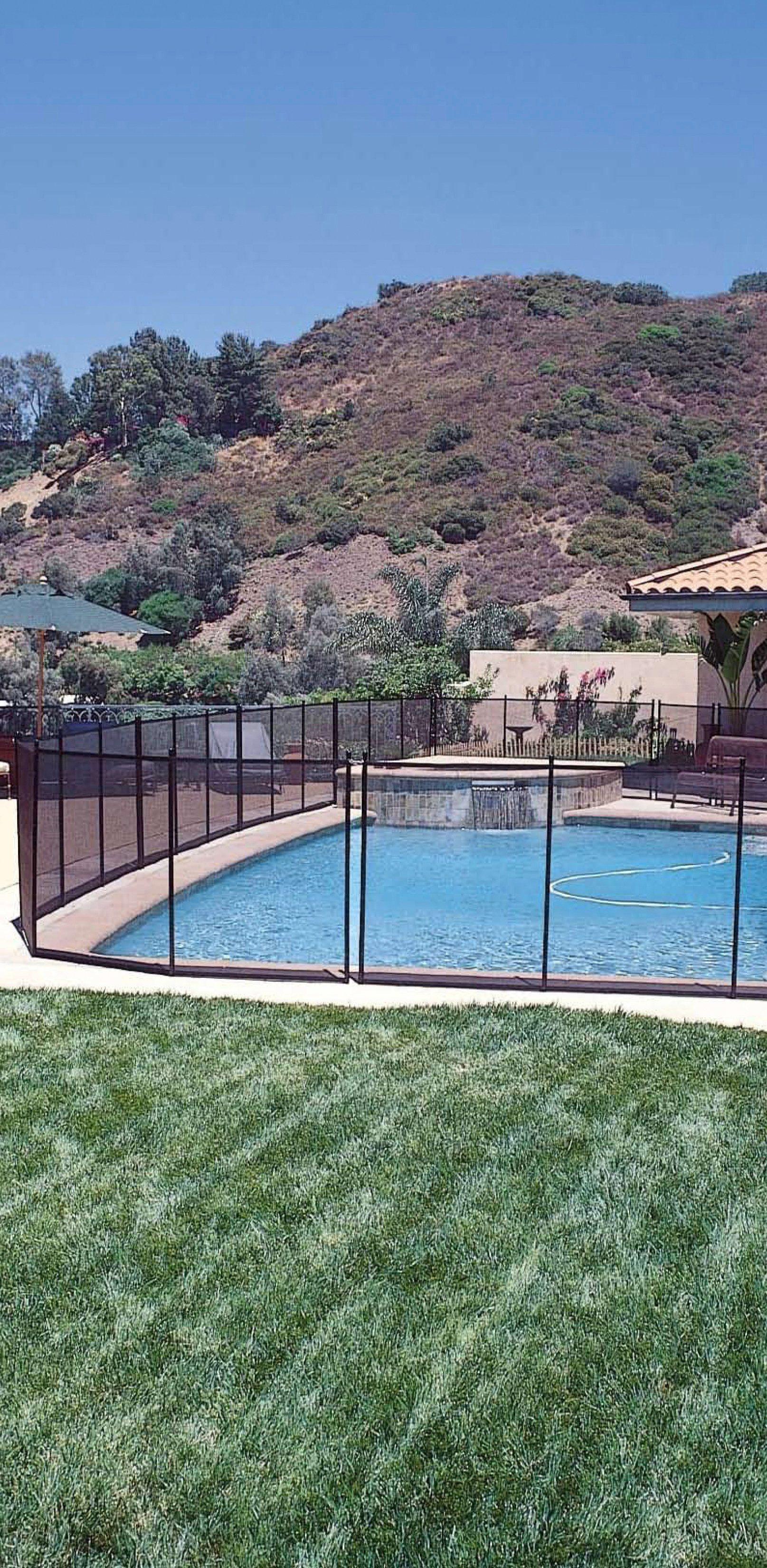 GRE Schutzgitter , für Pools, 1 Paneel LxH: 366x128 cm