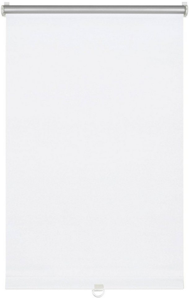 seitenzugrollo easyfix soft rollo thermo gardinia verdunkelnd ohne bohren im fixma online. Black Bedroom Furniture Sets. Home Design Ideas