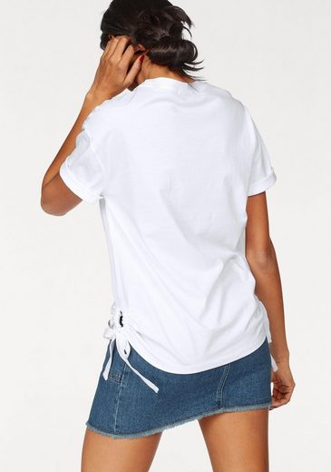 Funky Buddha T-Shirt, mit Frontprint