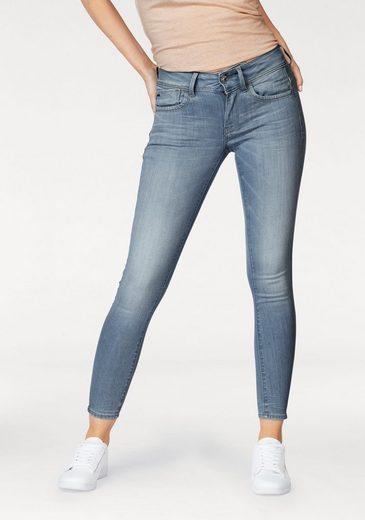 G-Star RAW Skinny-fit-Jeans Lynn D-Mid Skinny Ankle Wmn, mit Stretch