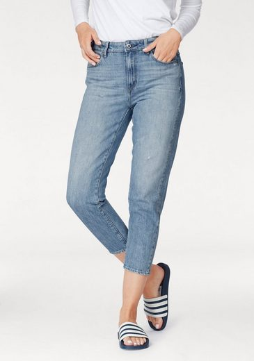 G-Star RAW Mom-Jeans 3301 High Tapered, im Mom-fit