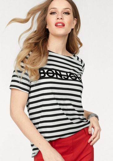 JACQUELINE de YONG T-Shirt CLOUD, mit Viskose