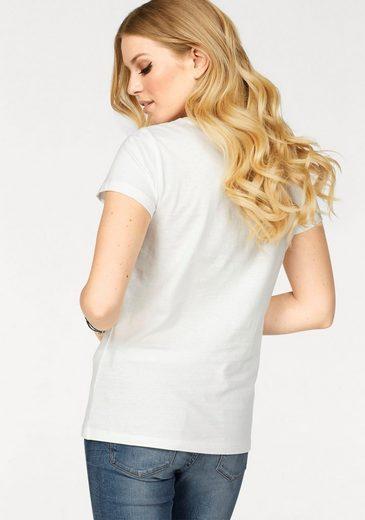 JACQUELINE de YONG T-Shirt NEW CHICAGO, reine Baumwolle