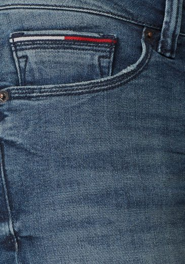 jeans Mit Ausgefranstem »sophie« Skinny Jeans Saum fit Tommy B6wxftqn