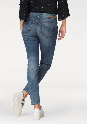 Tom Tailor Denim Boyfriend-Jeans Lynn, mit Knöchellänge