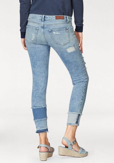 LTB Skinny-fit-Jeans ELANO, mit Patch-Details