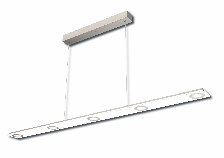 EVOTEC LED-Pendelleuchte, 5-flg., »PANO«