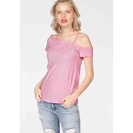 Damen Shirts: von basic bis trendy - von knallig bis dezent! Davon kriegt Frau nie genug.