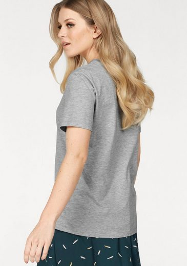 SELECTED FEMME T-Shirt PERFECT TEE, aus Baumwolle