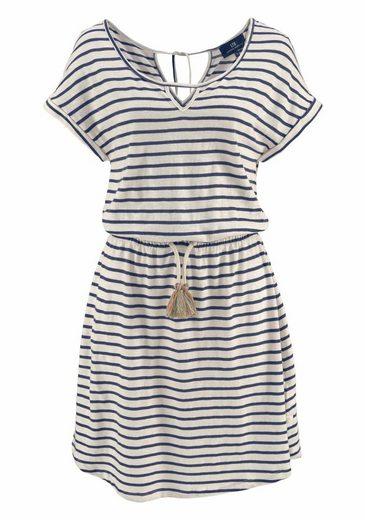 LTB Shirtkleid CILIWA, im maritimen Design
