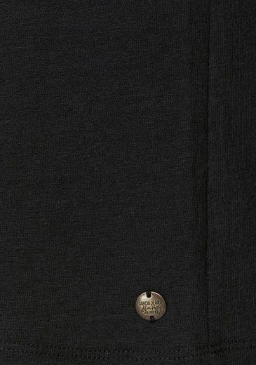 Garcia Jerseykleid, mit Spitze + Zierperlen