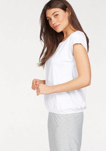 Venice Beach Basic Shirt Wonder mit überschnittenen Schultern