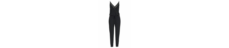Factory-Outlet-Verkauf Spielraum 2018 Neu Calvin Klein Jumpsuit mit weitem V-Ausschnitt Freies Verschiffen Echte 7ruO9GPzm
