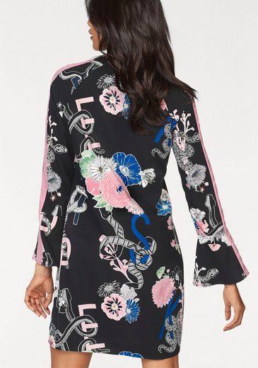 eksept Druckkleid LINT DRESS, im Japanese-Design