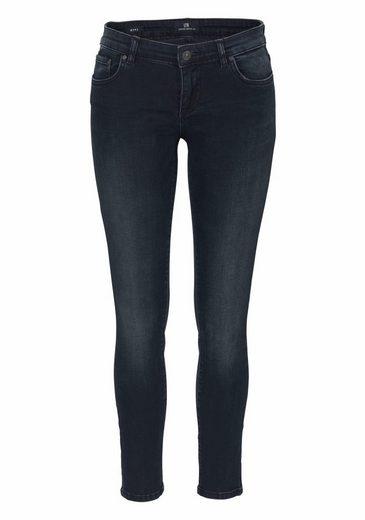 LTB Skinny-fit-Jeans MINA, mit Cropped-Länge