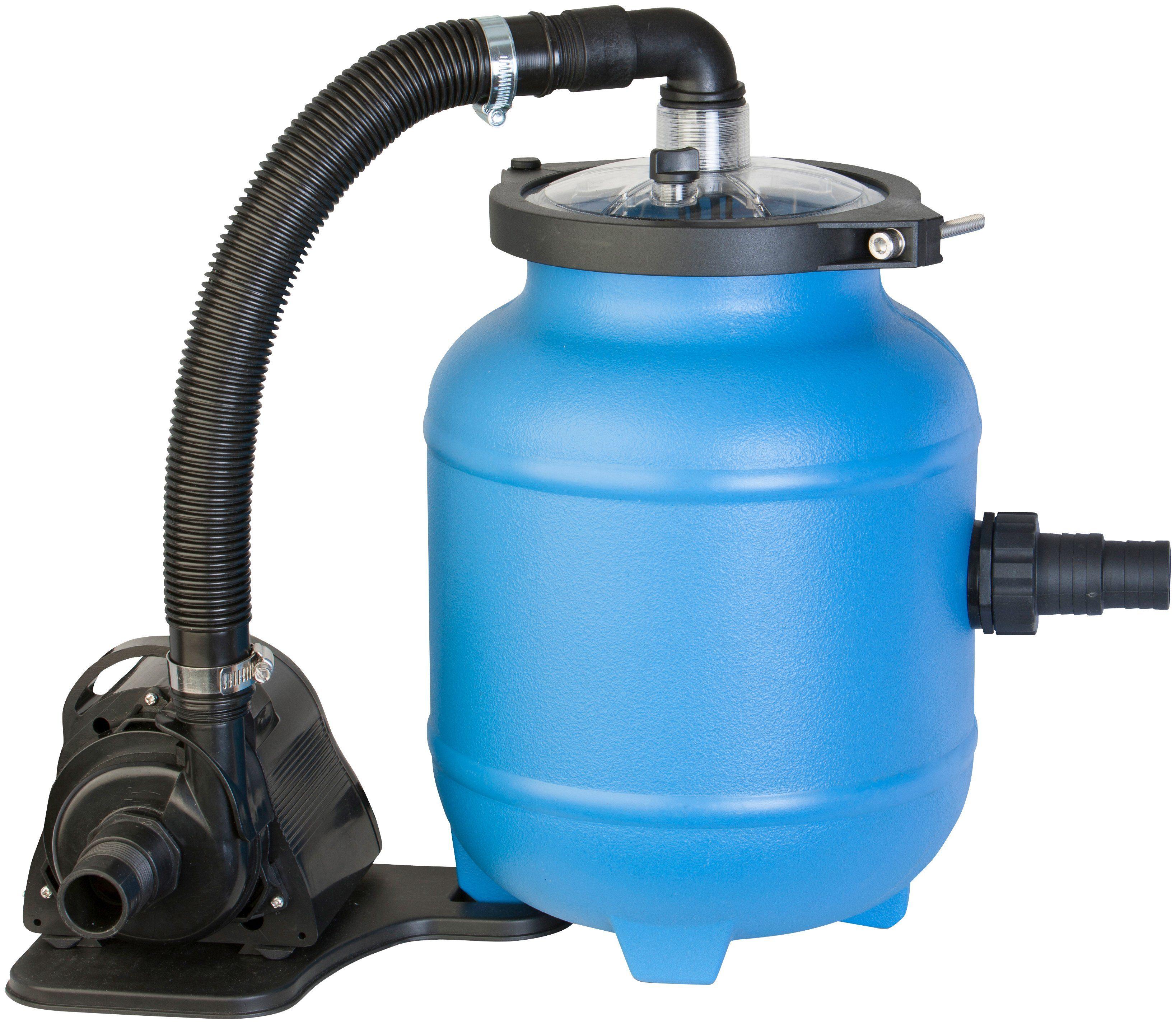 GRE Filterpumpen »Aqualoon«, für Pools bis 19.000 l Wasserinhalt