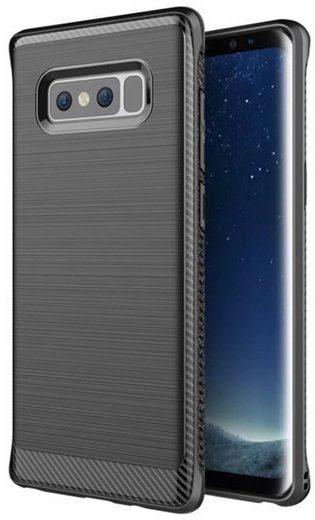 """PEDEA Handytasche »Carbon Case """"Meta"""" für Samsung Note 8«"""