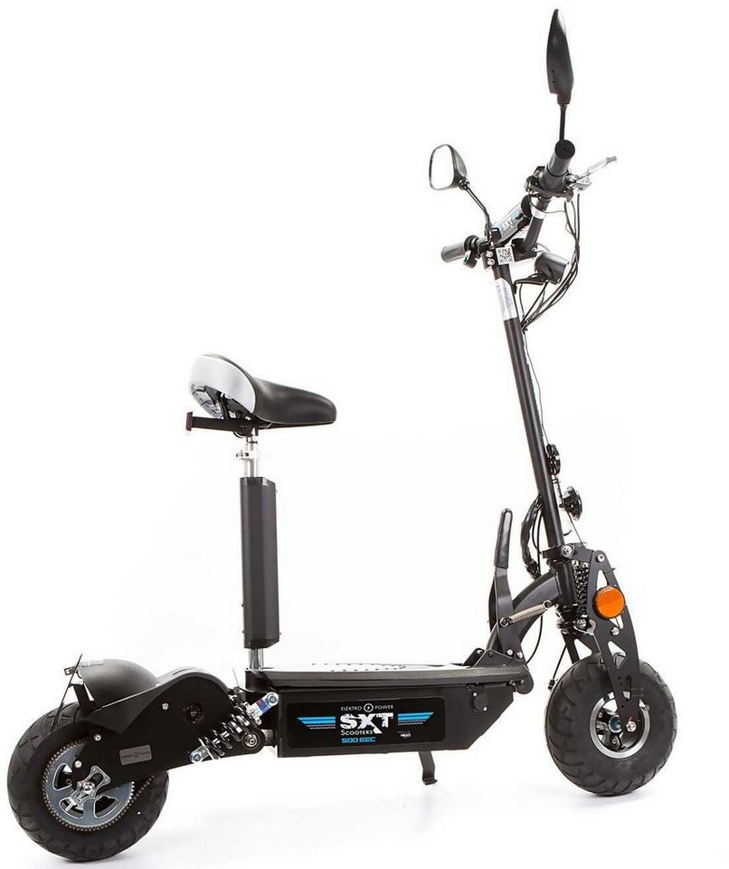 sxt scooters elektroscooter 500 watt 20 km h sxt500. Black Bedroom Furniture Sets. Home Design Ideas