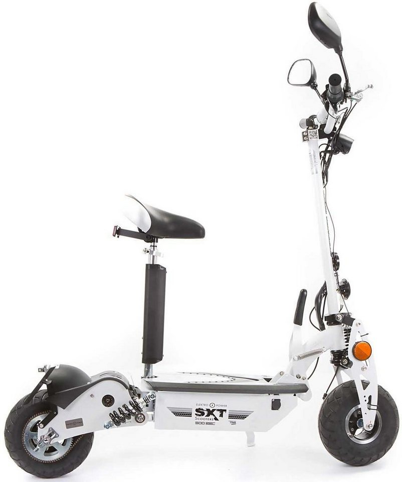 sxt scooters elektroscooter 500 watt 20 km h sxt500. Black Bedroom Furniture Sets. Home Design Ideas