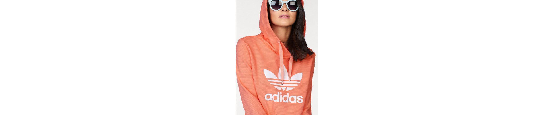 Mit Paypal Zahlen Online adidas Originals Kapuzensweatshirt TREFOIL HOODIE 100% Authentisch Günstiger Preis vJpFPS2