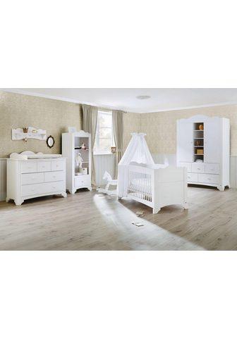 ® Babyzimmer-Komplettset »Pi...