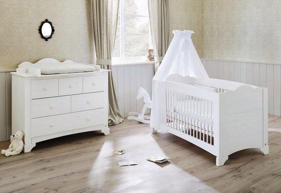 Pinolino® Babyzimmer-Komplettset »Pino«, breit