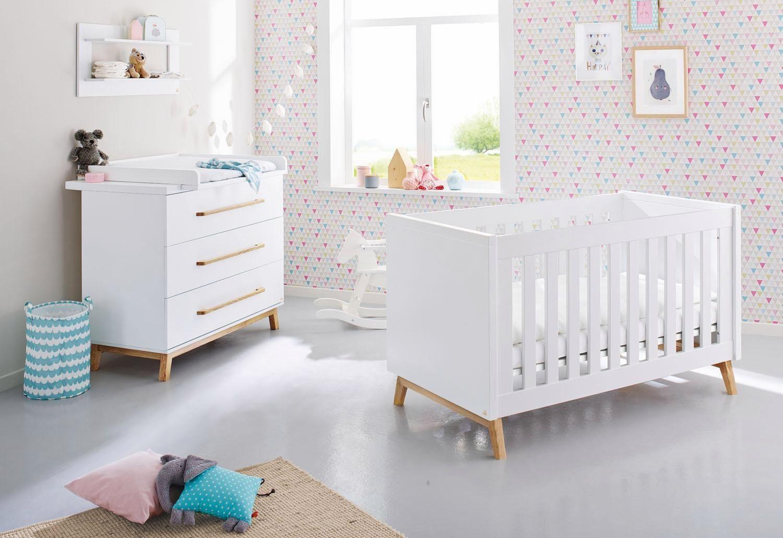 Pinolino Babyzimmer Set (2-tlg) Sparset, »Riva breit«
