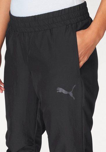 PUMA Sporthose ACTIVE ESS WOVEN PANTS W