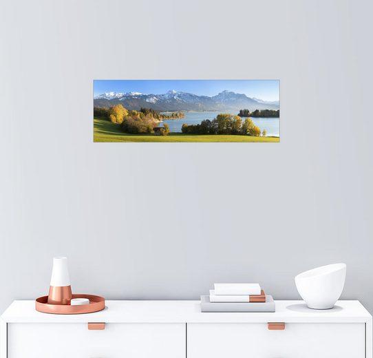 Posterlounge Wandbild - Markus Lange »Forggensee, Allgäu«
