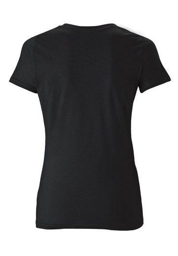 LOGOSHIRT T-Shirt mit Catwoman-Druck Catwoman