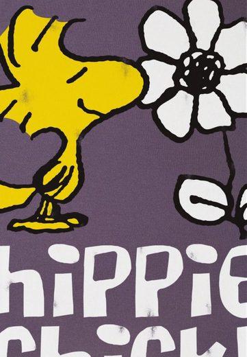 LOGOSHIRT T-Shirt mit Woodstock-Frontdruck Snoopy Woodstock - Peanuts