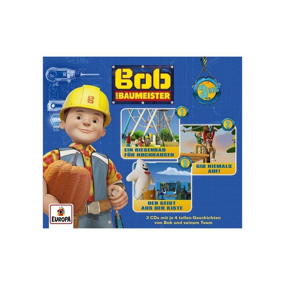 Sony CD Bob der Baumeister 2 - 3er Box (Folgen 04-06) online kaufen