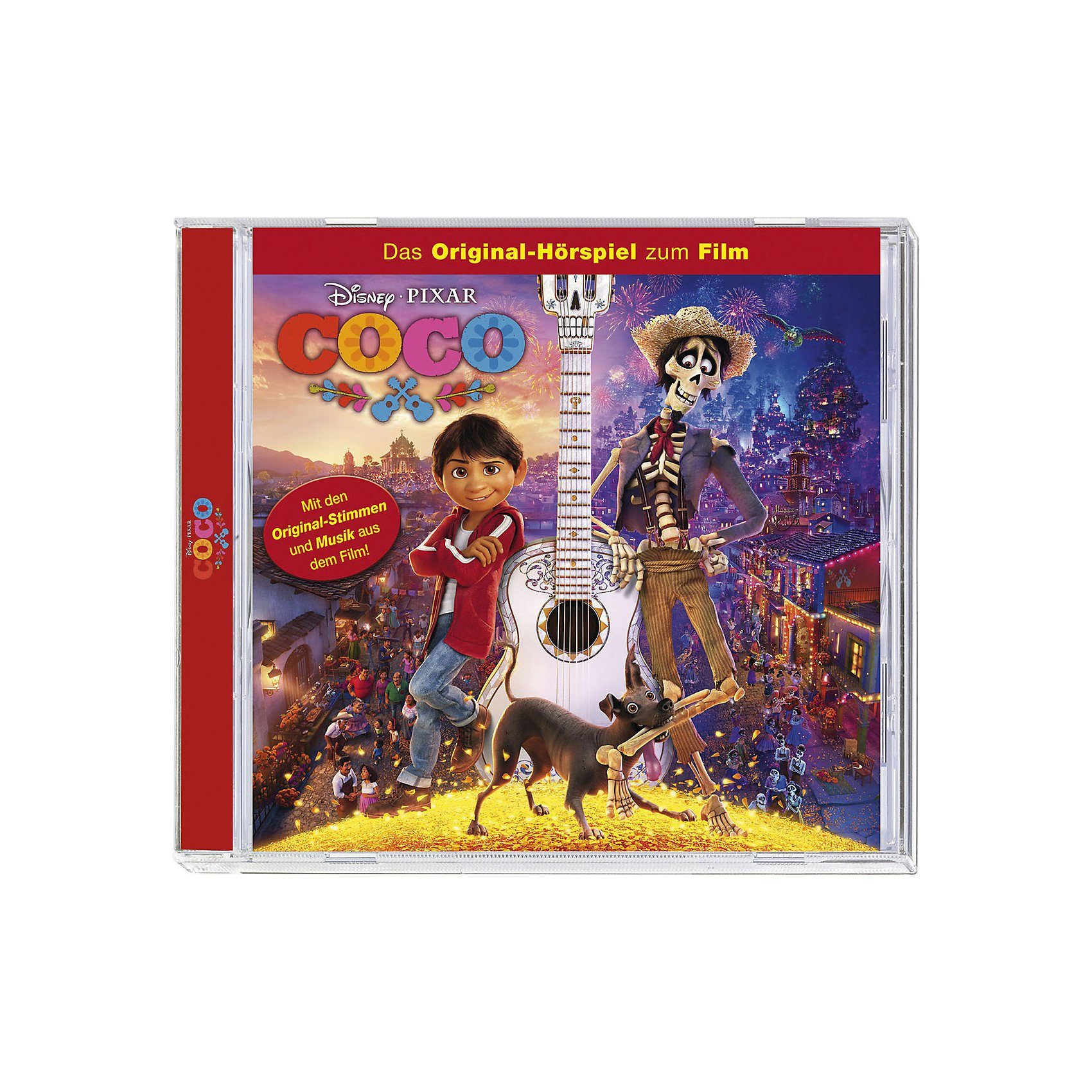 Kiddinx CD Disney - Coco (Original-Hörspiel zum Film)