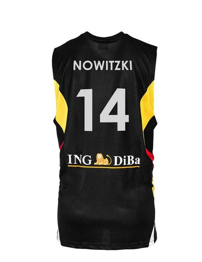 PEAK Dirk Nowitzki Nationalmannschaftstrikot