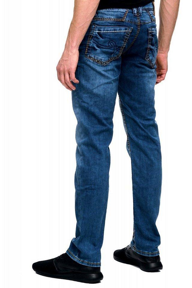 ed05259409ebd2 Rusty Neal Jeans mit trendigem Design kaufen | OTTO