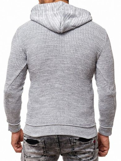Rusty Neal Pullover in Strickoptik