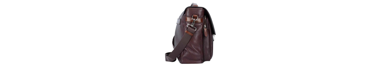 The Bridge Jazz Messenger Businesstasche Leder 40 cm Laptopfach Freies Verschiffen Wählen Eine Beste ASPsOj6gUm