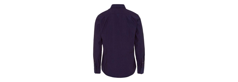 Mit Mastercard Online Verkauf 2018 BRAX Harold - Herrenhemd Smartes Hi-Flex-Hemd mit modischem Minimalmuster Spielraum Echt Hohe Qualität Online Kaufen Online Blättern jCy96dT