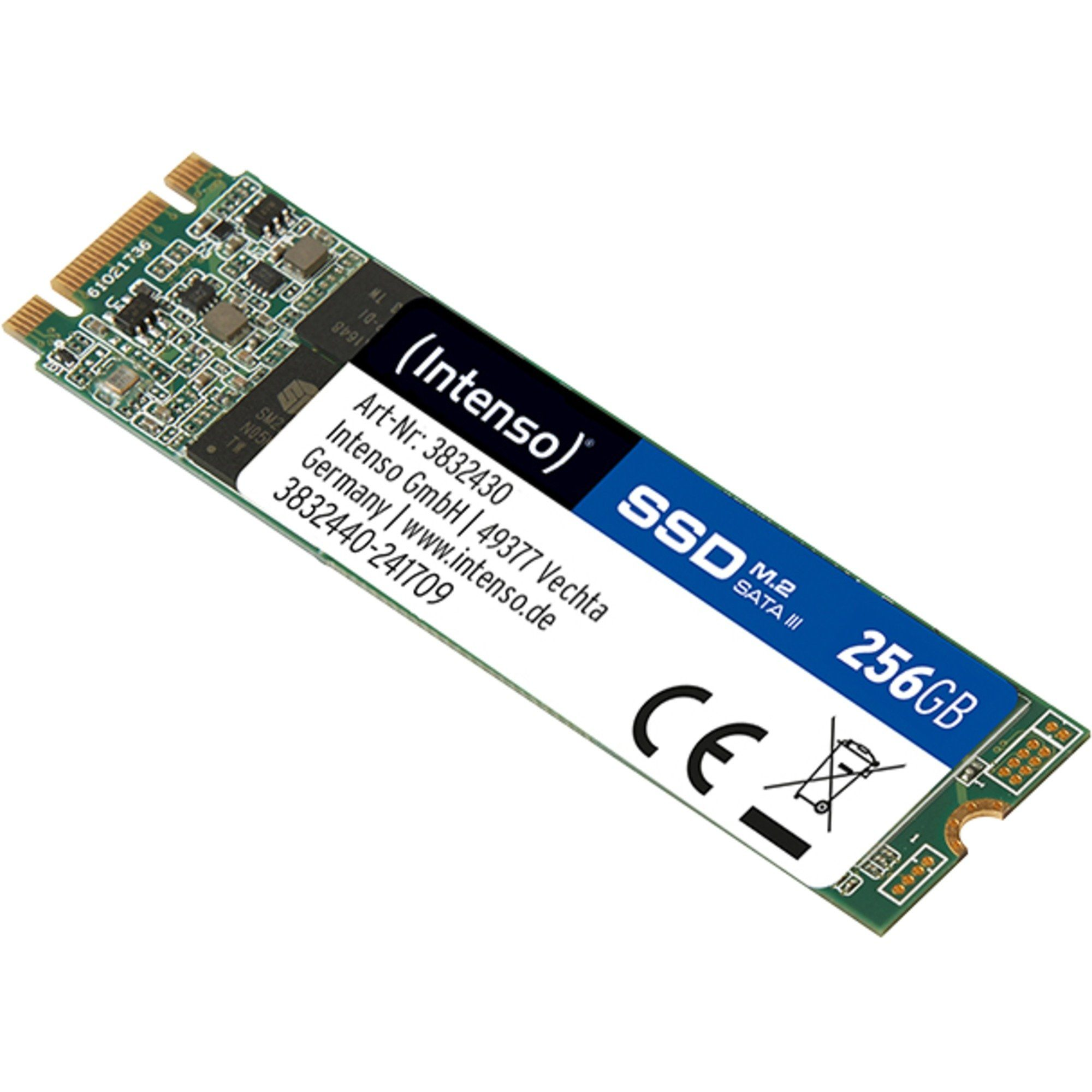 Intenso Solid State Drive »TOP 256 GB«