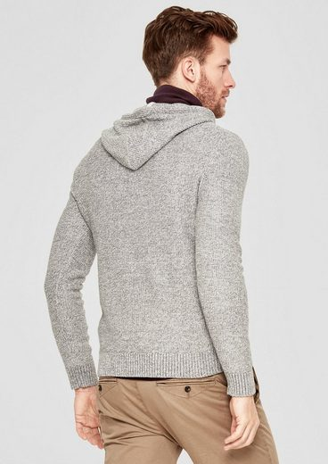 s.Oliver RED LABEL Sportiver Hoodie-Pullover