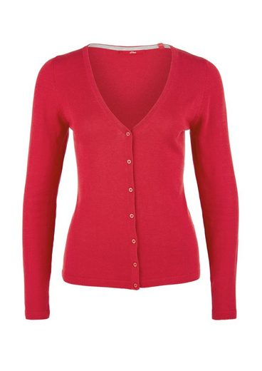 S.oliver Red Label Classic Knit-cardigan