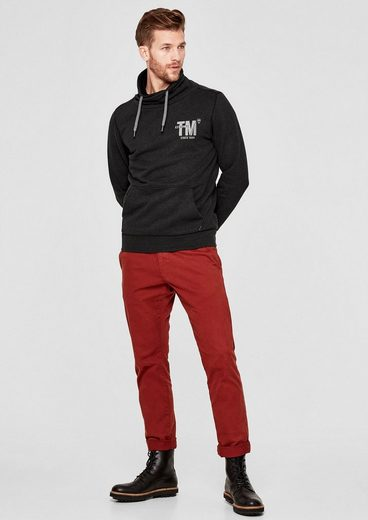 s.Oliver RED LABEL Sweatshirt mit Schalkragen