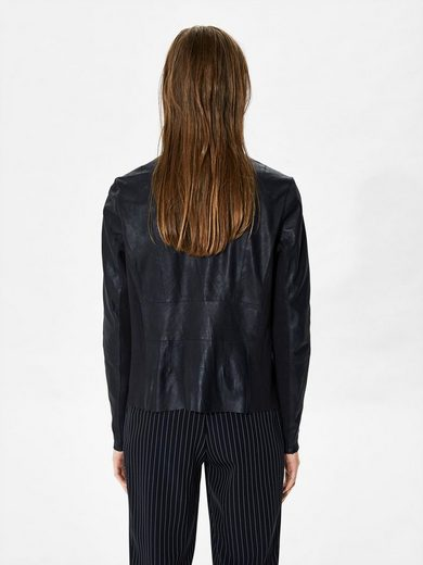 Selected Femme Leder Jacke