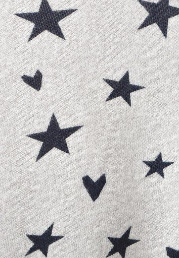 Street One Strickshirt mit V-Ausschnitt