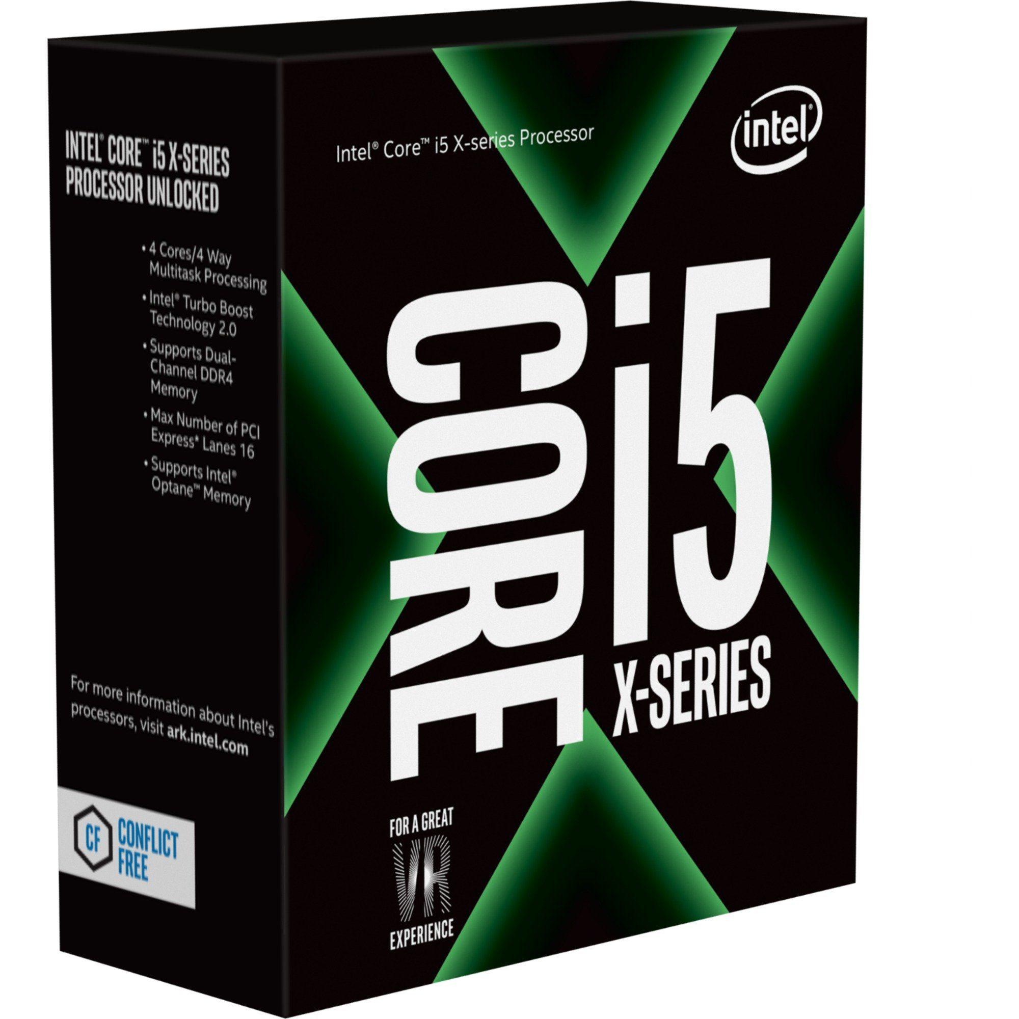 Intel® Prozessor »Core i5-7640X, BX80677I57640X«